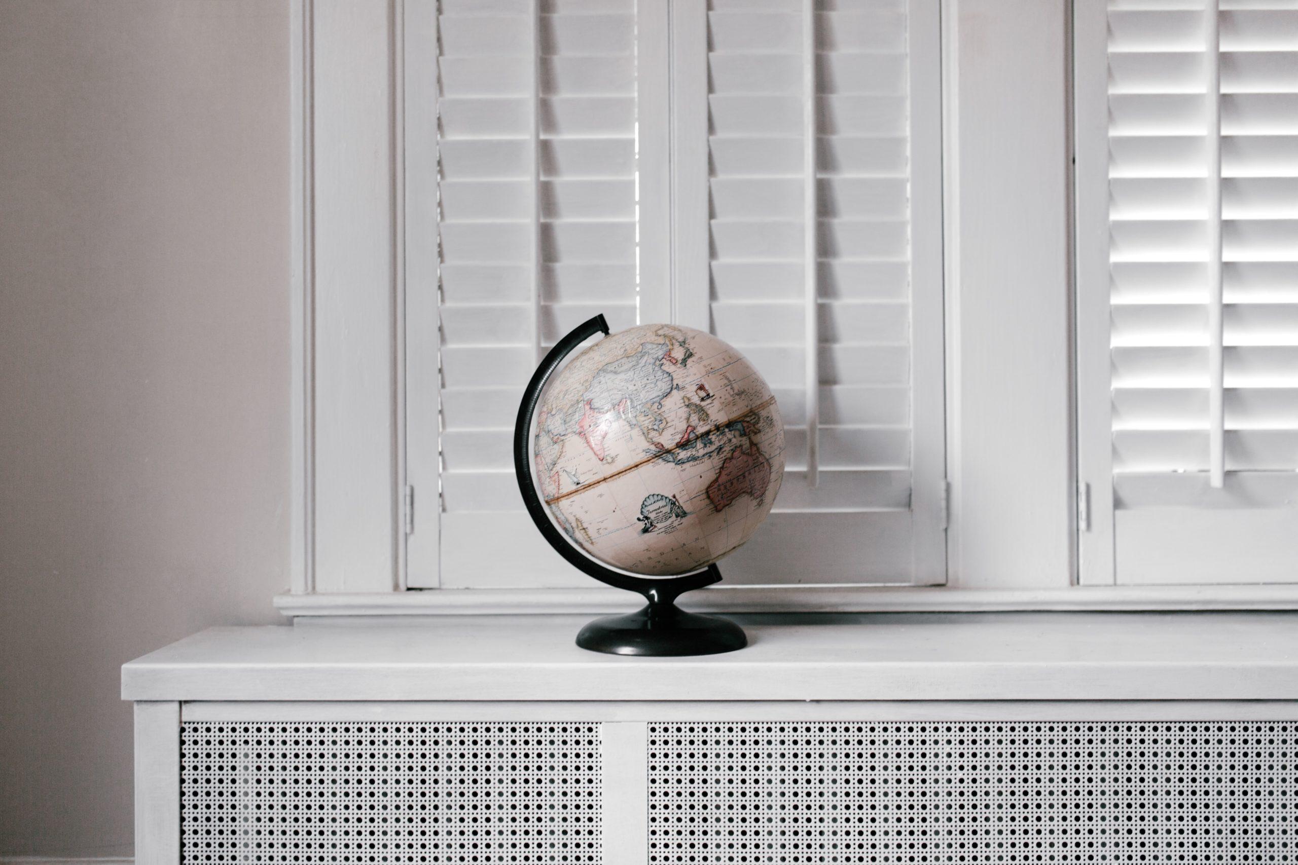 världen världen roterar