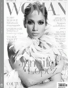 kvinnatidskrift med